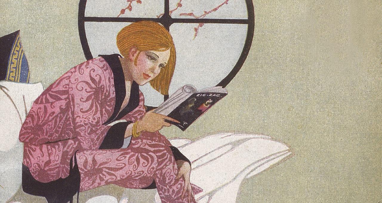 Magíster en Literatura Comparada