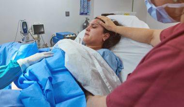 La experiencia del parto