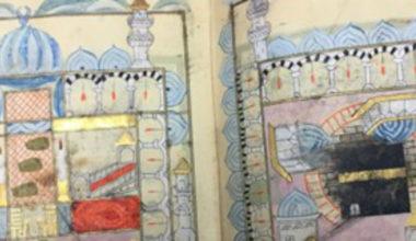 Diego Melo desclasifica manuscritos árabes de la Sala Medina en la Biblioteca Nacional