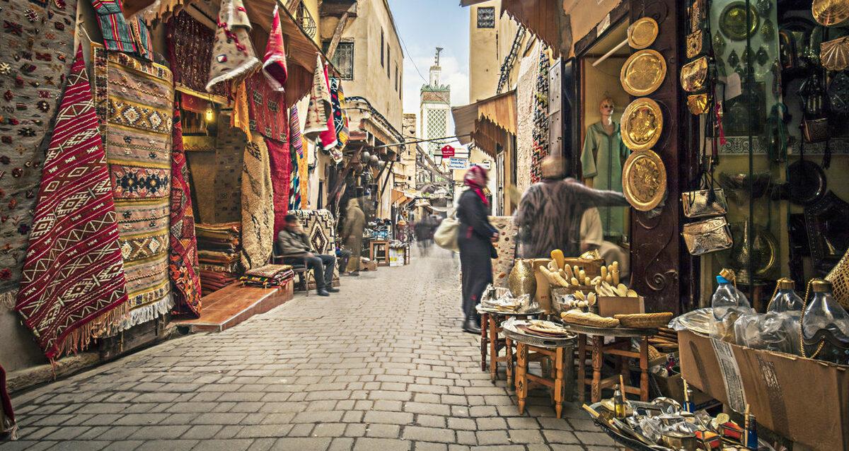 Diplomado de Marrakech a Sevilla: