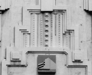 Arquitectura Art Déco en la ciudad de Santiago