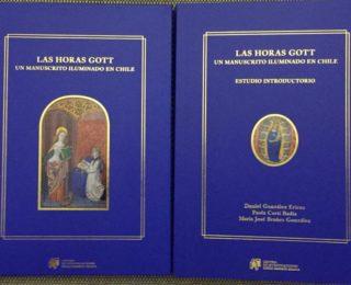 Las Horas Gott: un manuscrito iluminado en Chile